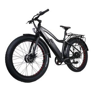 The Knight - Dual Motor AWD Ebike - Available August