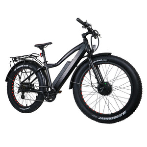 The Knight - Dual Motor AWD Ebike - IN STOCK