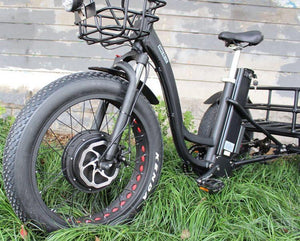 Battle Born - 1500W Fat Tire eTrike - Pre-Orders Start 11/20 FOR JANUARY ARRIVAL