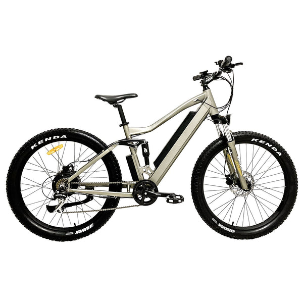 The Rhino - Full Suspension Electric Bike - IN STOCK