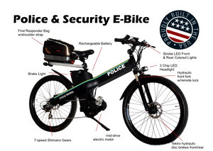 Energie Cycles First Responder E-bike