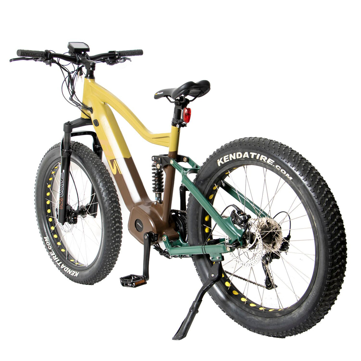 CH3 - Full Suspension Fat Ebike