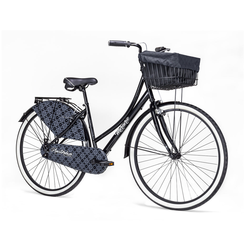 Bicicleta Mercurio Mod. Comf London R26 1v