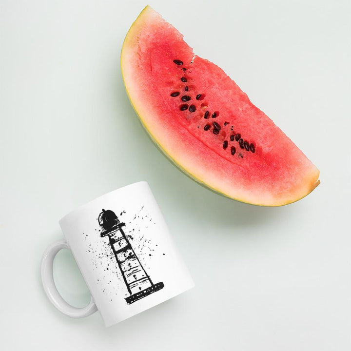 All I Need is Vitamin Sea Mug (Ocean Lovers Mug Series) - Lighthouse Mug Ocean Sea - Home & Garden
