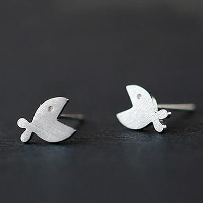 Chasing Bubbles Silver Studs - Accessories Coastal Lifestyle Earrings Fish Fish & Whale Collection - Accessories