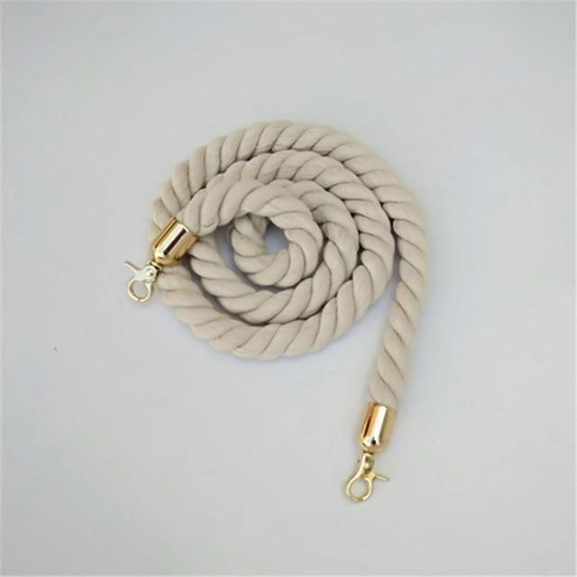 Nautical Style Rope Shoulder Strap (4 Colours) - Accessories Bag Bag Accessories Bags Coastal Lifestyle - Accessories