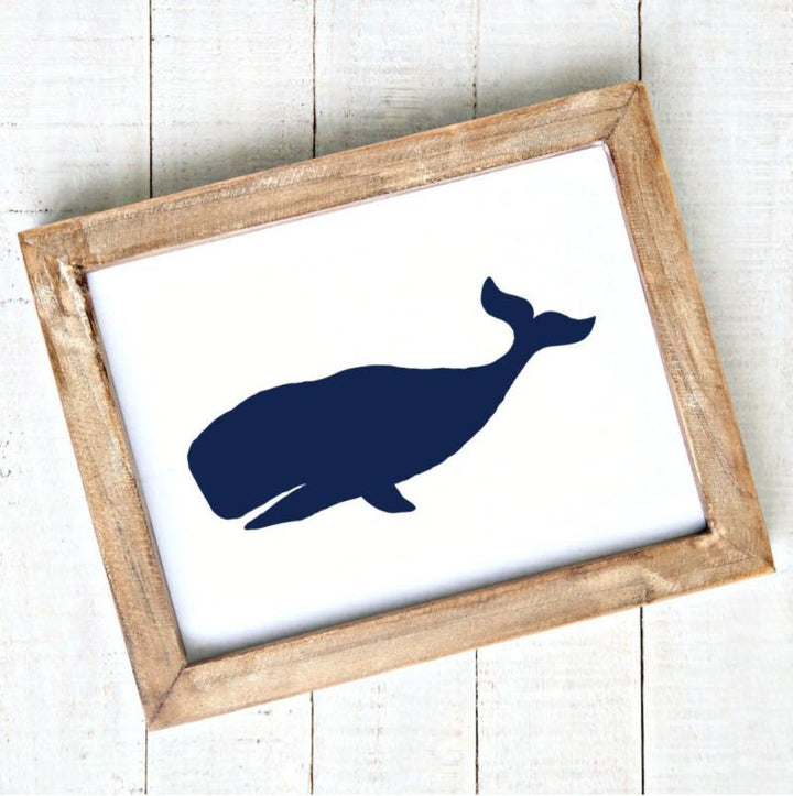 Whale Art Printable Downloadable