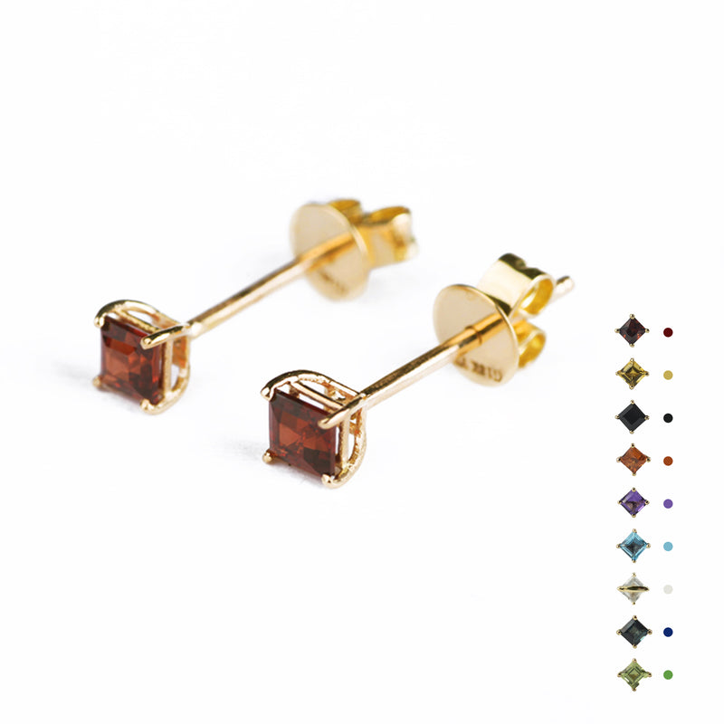 The Universe Nine Planet Earrings
