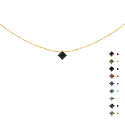 The Universe Nine Planets Necklace