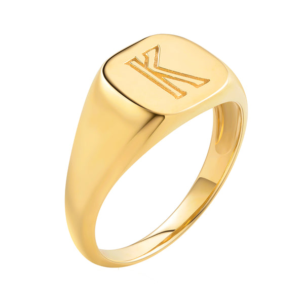 The Neo Signet Ring - For Men