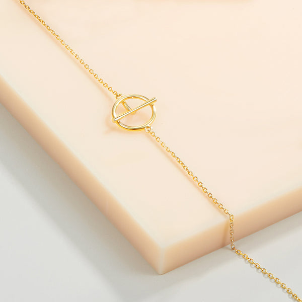 The Golden Ratio Chain Bracelet