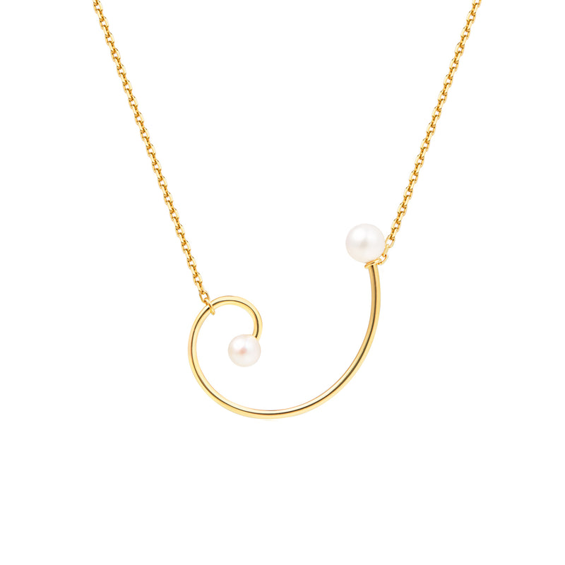 The Golden Ratio Necklace