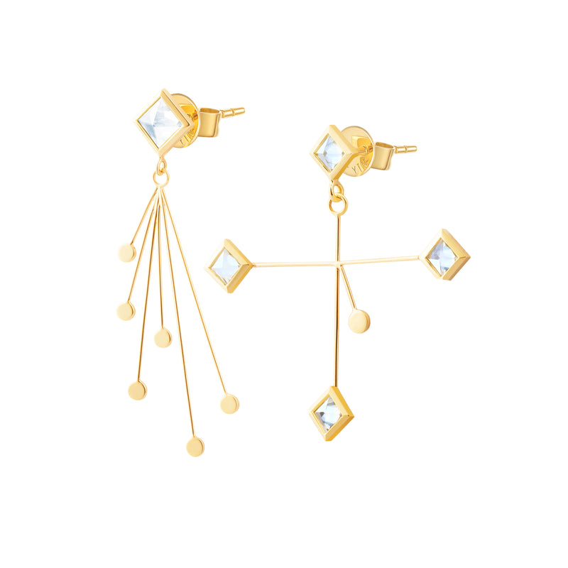 The Guiding Stars Earrings