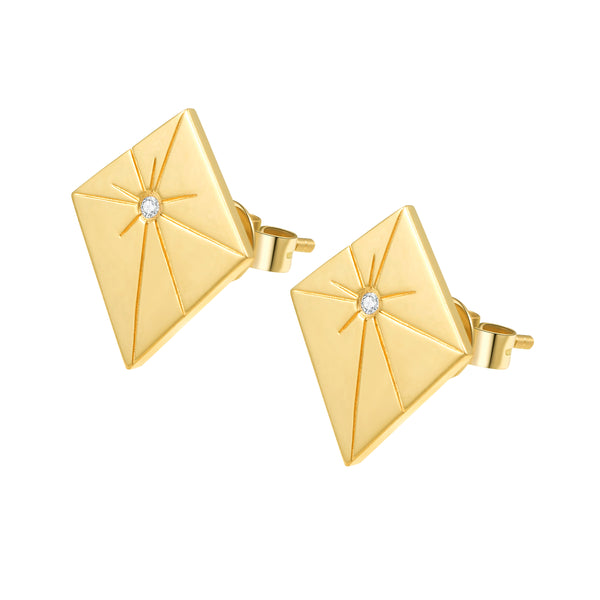 The Pulsar Earrings