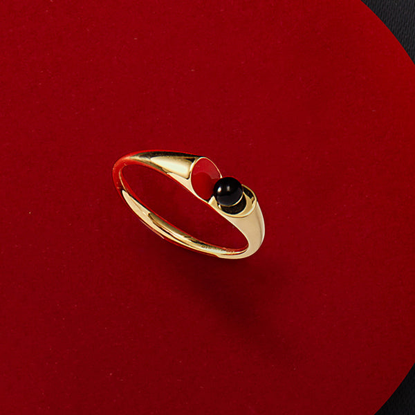The Poppy Ring