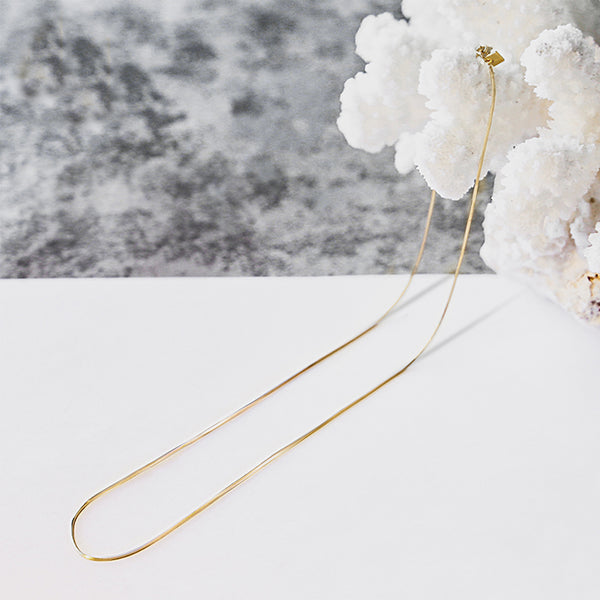 The Gold Thread Necklace