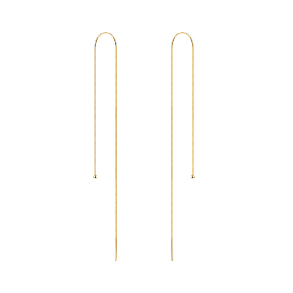 The Gold Thread Earrings