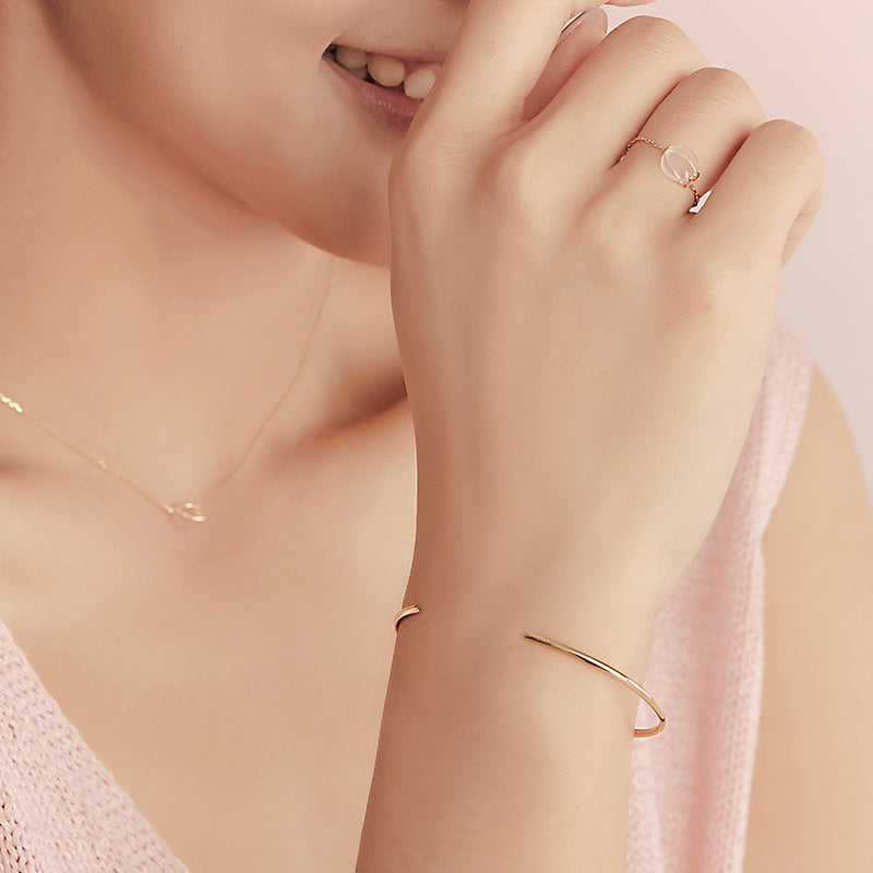 The Sakura Chain Ring