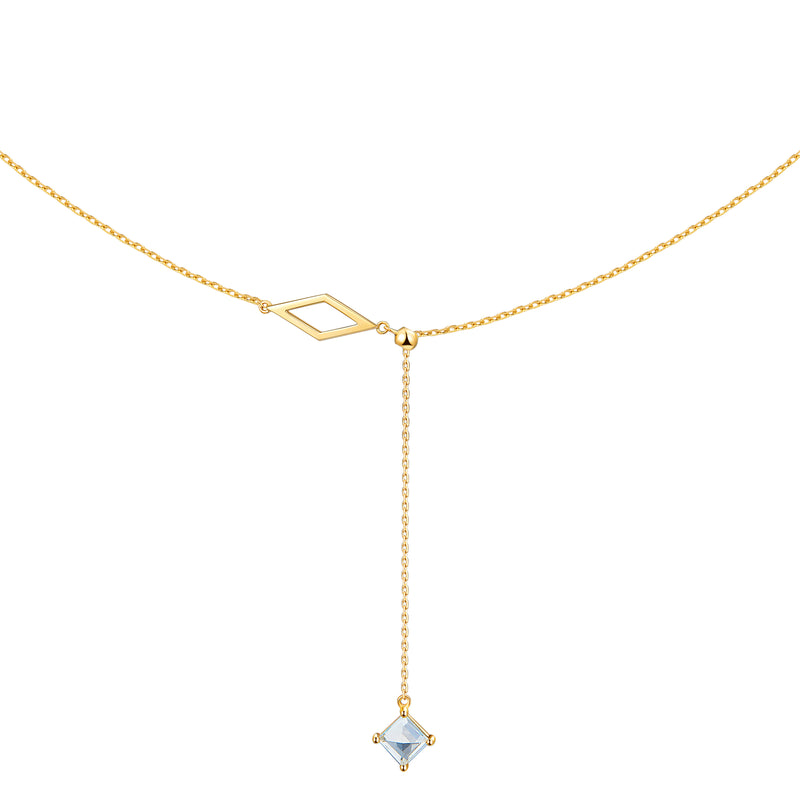 The Guiding Stars Y-Shape Necklace