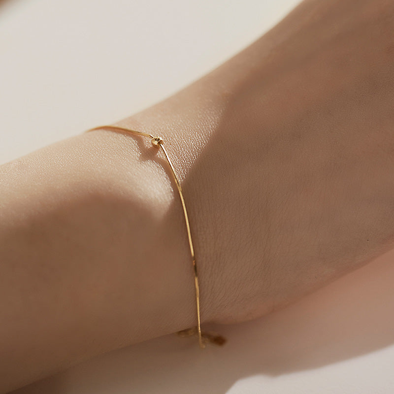 The Gold Thread Bracelet