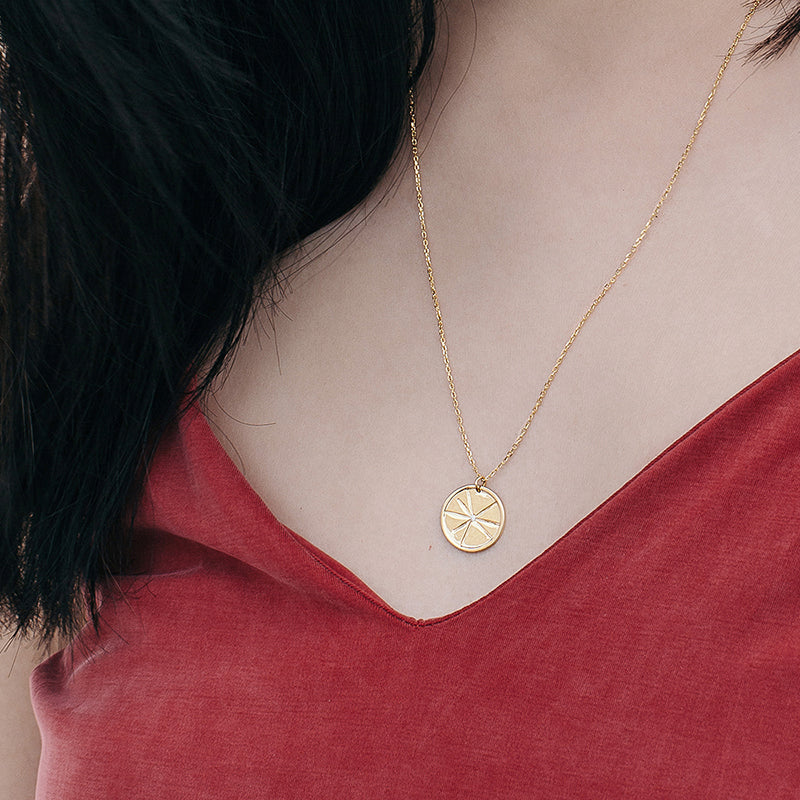 The Pulsar Coin Pendant