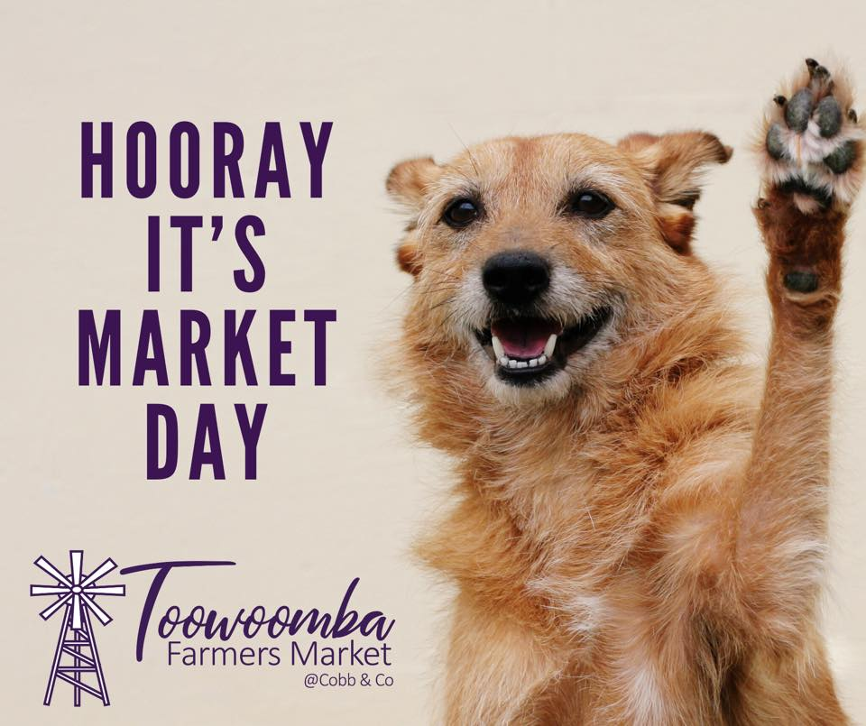 Shop our products at Toowoomba Farmers Markets this Saturday!