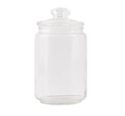 600ml Glass Candle Jar with Lid