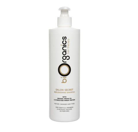 biOrganics Replenishing Shampoo