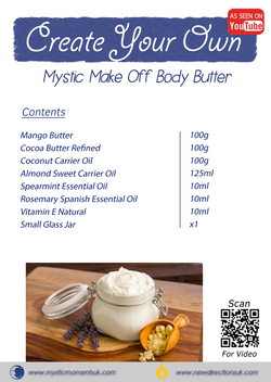 Create Your Own – Mystic Make Off Body Butter