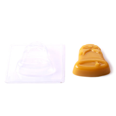 Wedding/Christmas Bell PVC Mould (4 Cavity)