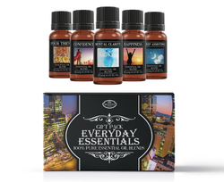 Everyday Essentials | Essential Oil Blend Gift Pack