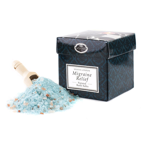 Migraine Relief Bath Salt - 350g