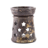 Mini Star Soapstone Oil Burner