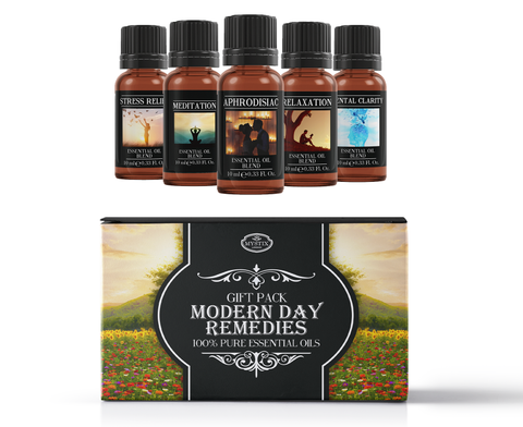 Modern Day Remedies | Essential Oil Blend Starter Pack