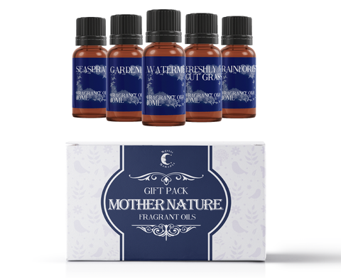 Mother Nature | Fragrant Oil Gift Starter Pack