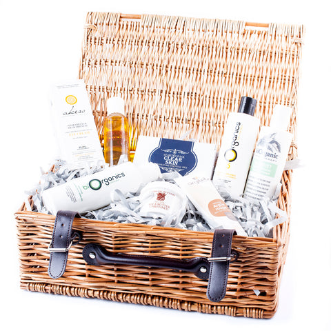 Natural Skincare Hamper Deluxe