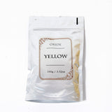 Yellow Oxide Mineral Powder