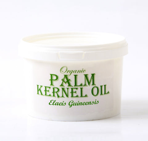 Palm Oil (Kernel) Organic Carrier Oil