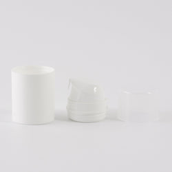 Penguin White 50ml - Airless bottles (with cap)