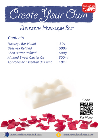 Create Your Own – Romance Massage Bar