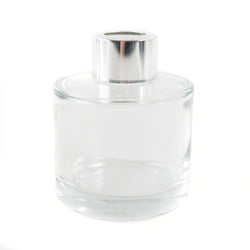 Round Reed Diffuser Bottle Glass 200ml