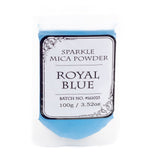 Royal Blue Sparkle Mica