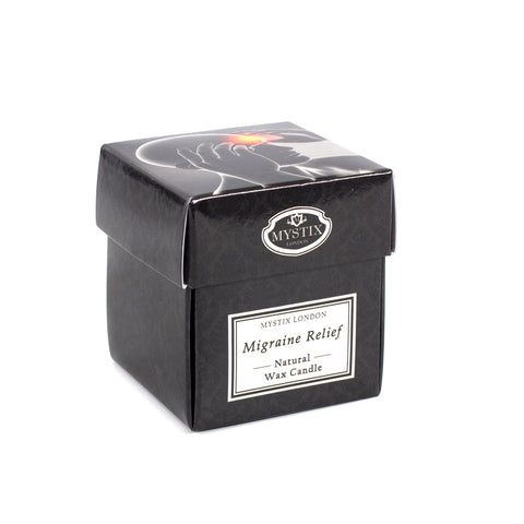 Migraine Relief Scented Candle
