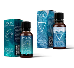 Water Element & Pisces Essential Oil Blend Twin Pack (2x10ml)