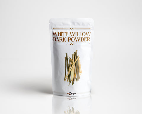 White Willow Bark - Herbal Extracts