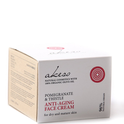Pomegranate & Thistle Anti-ageing Face Cream