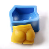 Bikini Bottom Silicone Mould