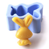 Cartoon Bunny Silicone Mould