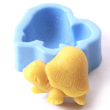 Cartoon Turtle Silicone Mould