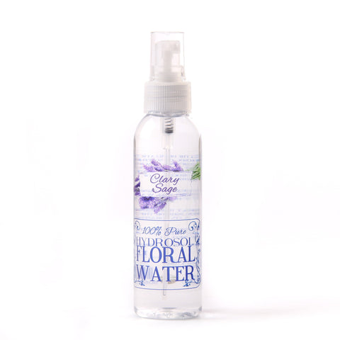 Clary Sage Hydrosol Floral Water